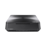 ASUS VivoMini VM45-G027Z 1.8GHz 3865U Mini PC Intel® Celeron® Grey Mini PC