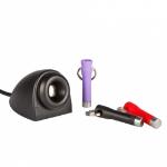 Addimat RFID Waiter Lock, USB, black