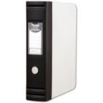 Hermes Box File Polypropylene 80mm Spine A4 Black Ref 8BA4001