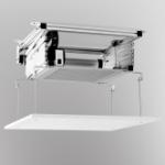 Celexon PL2000 Plus Ceiling Aluminium project mount