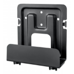 Manhattan Wall Mount for Streaming Boxes and Media Players (47-76mm width), Lifetime Warranty, Retail Box