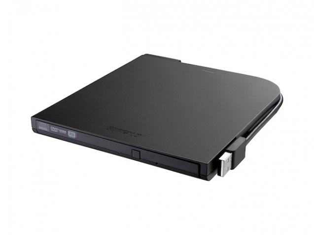 Buffalo DVSM-PT58U2VB optisch schijfstation Zwart DVD Super Multi DL