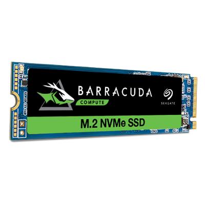 Seagate BarraCuda 510 M.2 500 GB PCI Express 3.0 3D TLC NVMe