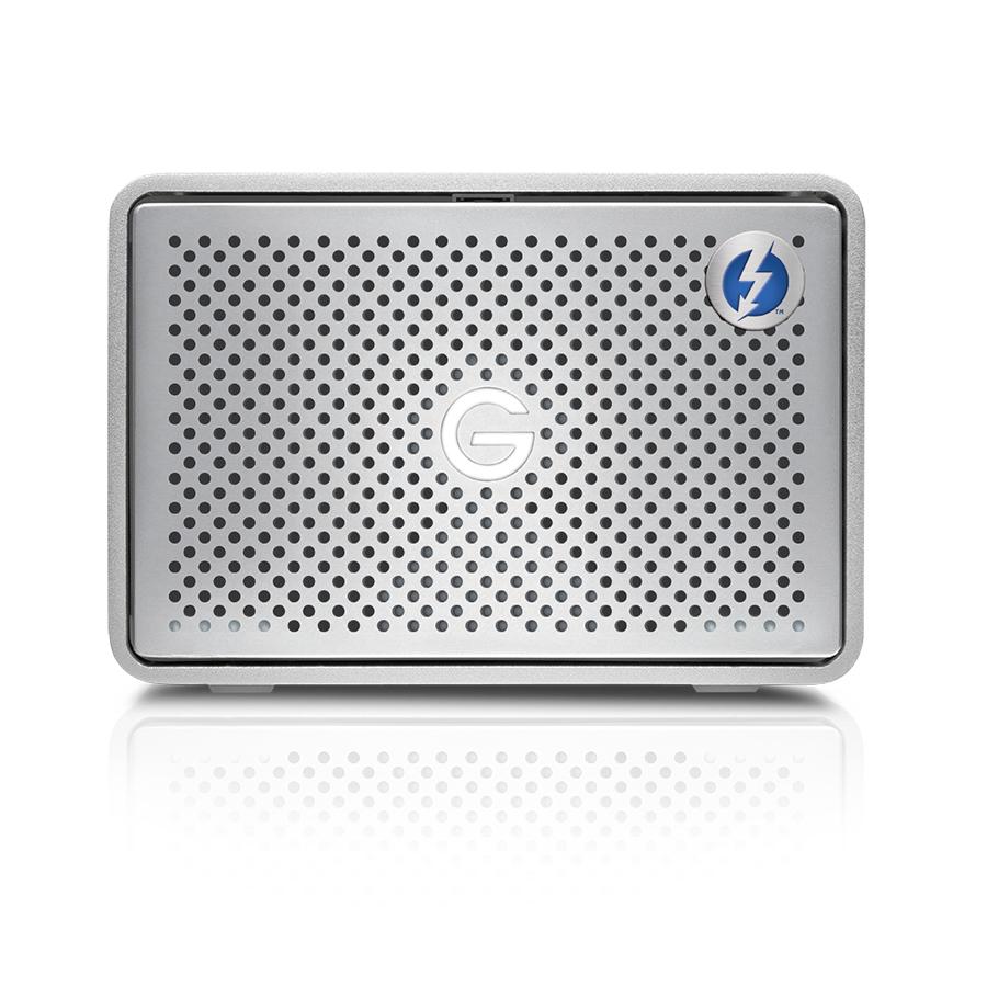 G-Technology G-RAID HDD enclosure Silver