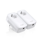 TP-LINK AV1200 1200Mbit/s Ethernet LAN White 2pc(s)