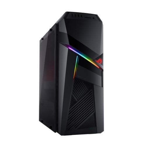 ASUS ROG GL12CX-UK001T PC 9th gen Intel® Core™ i7 i7-9700K 16 GB DDR4-SDRAM 1256 GB HDD+SSD Black