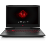 "HP OMEN 17-an107na Black Notebook 43.9 cm (17.3"") 1920 x 1080 pixels 2.20 GHz 8th gen Intel® Core™ i7 i7-8750H"