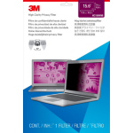 "3M HC156W9B 15.6"" Notebook Frameless display privacy filter"
