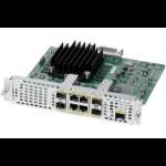 Cisco SM-X-4X1G-1X10G= network switch module 10 Gigabit Ethernet,Gigabit Ethernet