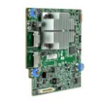 Hewlett Packard Enterprise SmartArray P440ar/2GB FBWC 12Gb 2-ports Int FIO SAS Controller RAID controller PCI Express x8 3.0 12 Gbit/s