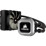 Corsair H75 Processor liquid cooling