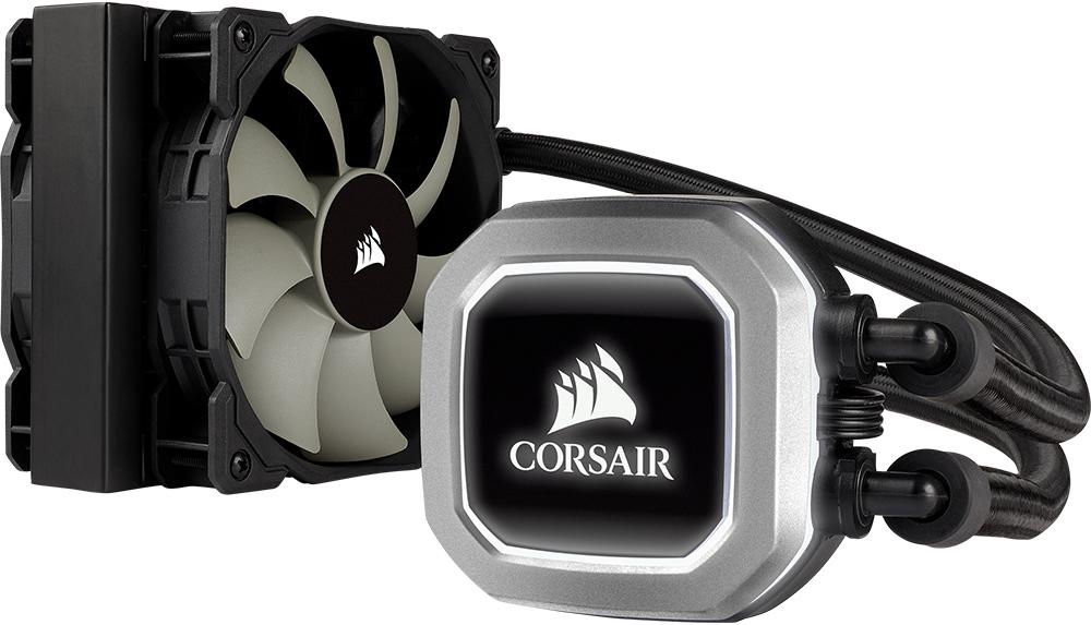 Corsair H75 Processor liquid cooling