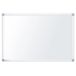 Nobo Nano Clean Steel Magnetic Whiteboard 1800x900mm with Aluminium Trim