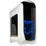 Kolink Aviator Midi Tower Gaming Case - White