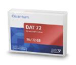 Quantum Data cartridge DAT 72, quantity 1