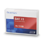 Quantum Data cartridge DAT 72, quantity 1