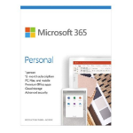 Microsoft Office 365 Personal Full 1 license(s) 1 year(s) English