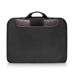"Everki EKF808S18B notebook case 46.7 cm (18.4"") Sleeve case Black"