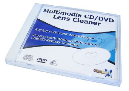 Cables Direct NLCL-003 cleaning media