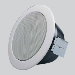 Penton RCS5FT/ENC loudspeaker 6 W White Wired