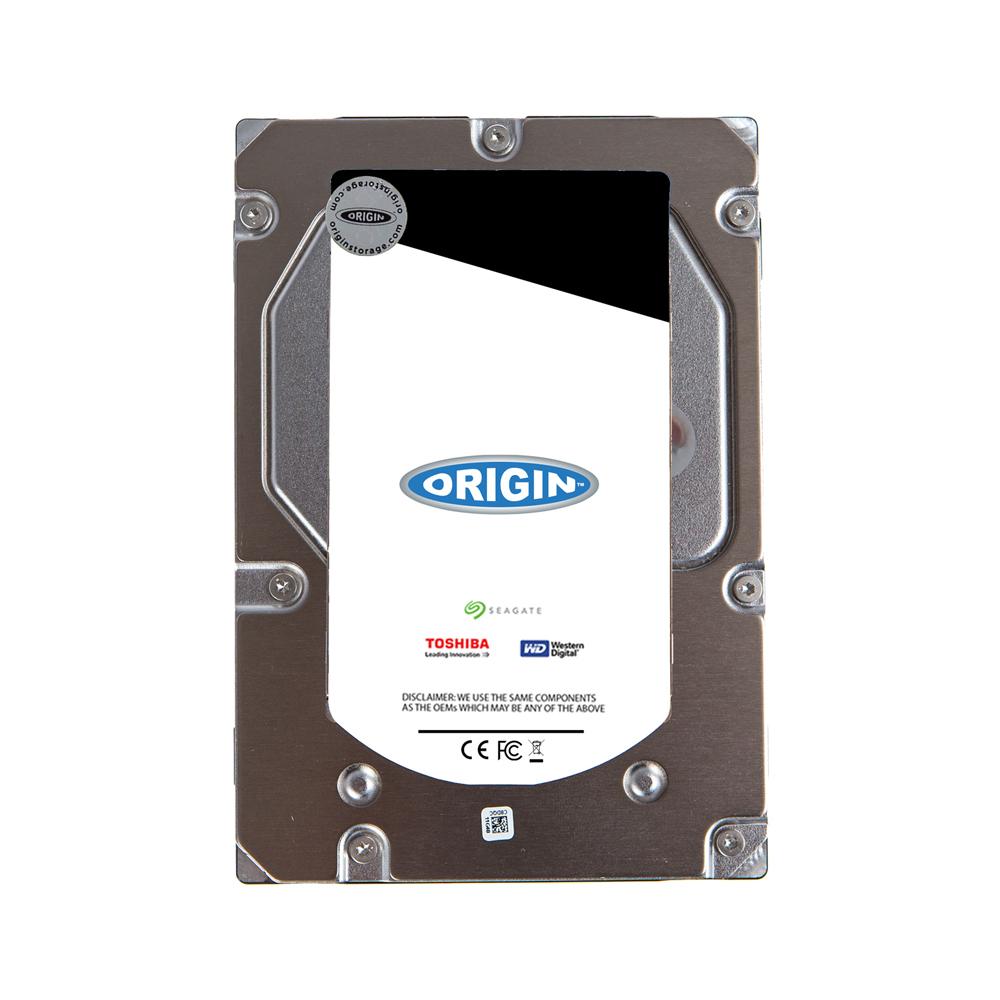 Origin Storage 3TB H/S HD TS TS430/TS4407.2K NLSATA 3.5in OEM: 03T7728 (Ships as 4TB)