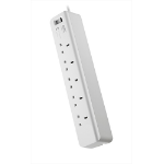 APC SurgeArrest 5AC outlet(s) 230V 1.83m White surge protectorZZZZZ], PM5-UK