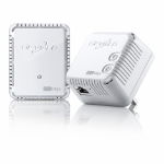 Devolo dLAN 500 WiFi, Starter Kit 500Mbit/s Ethernet LAN Wi-Fi White 2pc(s)