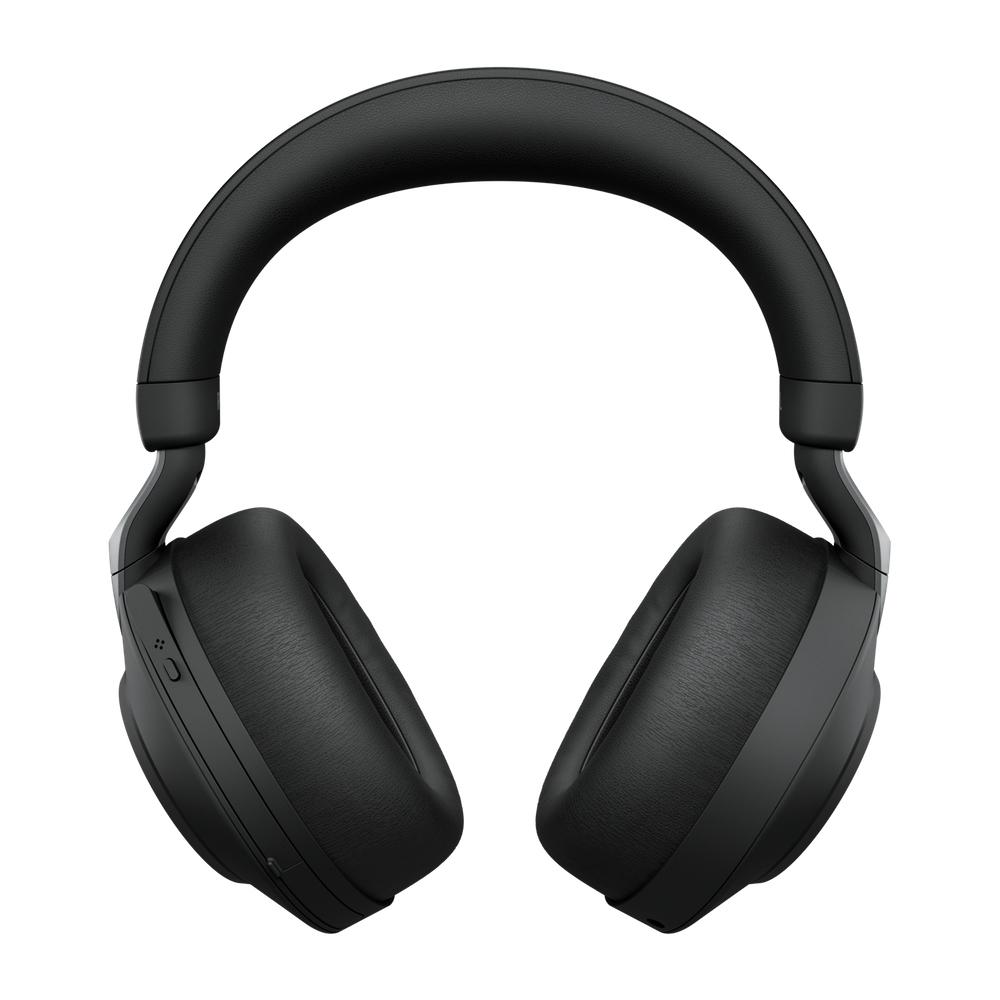 Jabra Evolve2 85, UC Stereo Headset Head-band Black