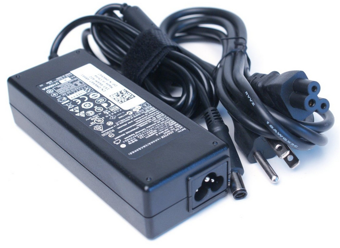 DELL MK947 power adapter/inverter Indoor 90 W Black
