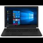 "Toshiba Tecra A50-EC-11H Grafiet Notebook 39,6 cm (15.6"") 1920 x 1080 Pixels 1,60 GHz Intel® 8ste generatie Core™ i5 i5-8250U"