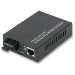 Dynamode INSIXTMC100SC network media converter 100 Mbit/s Multi-mode Black