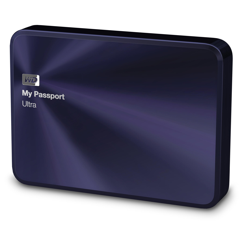 Western Digital My Passport Ultra Metal Edition, 2TB