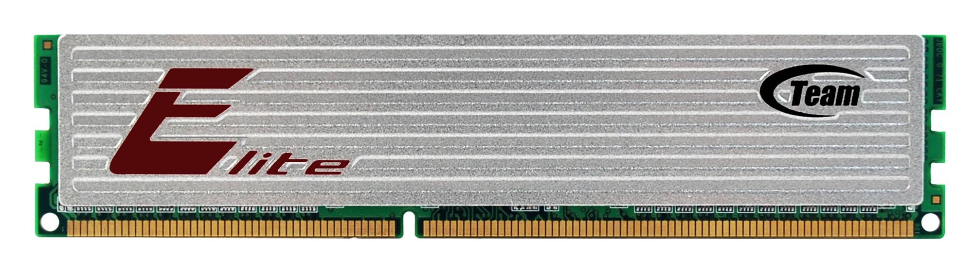 Team Group Elite 4GB DDR3 1333MHz PC10600 4GB DDR3 1333MHz memory module