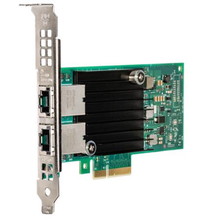 Intel X550T2 netwerkkaart & -adapter Ethernet 10000 Mbit/s Intern