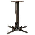Peerless PPA ceiling Black project mount