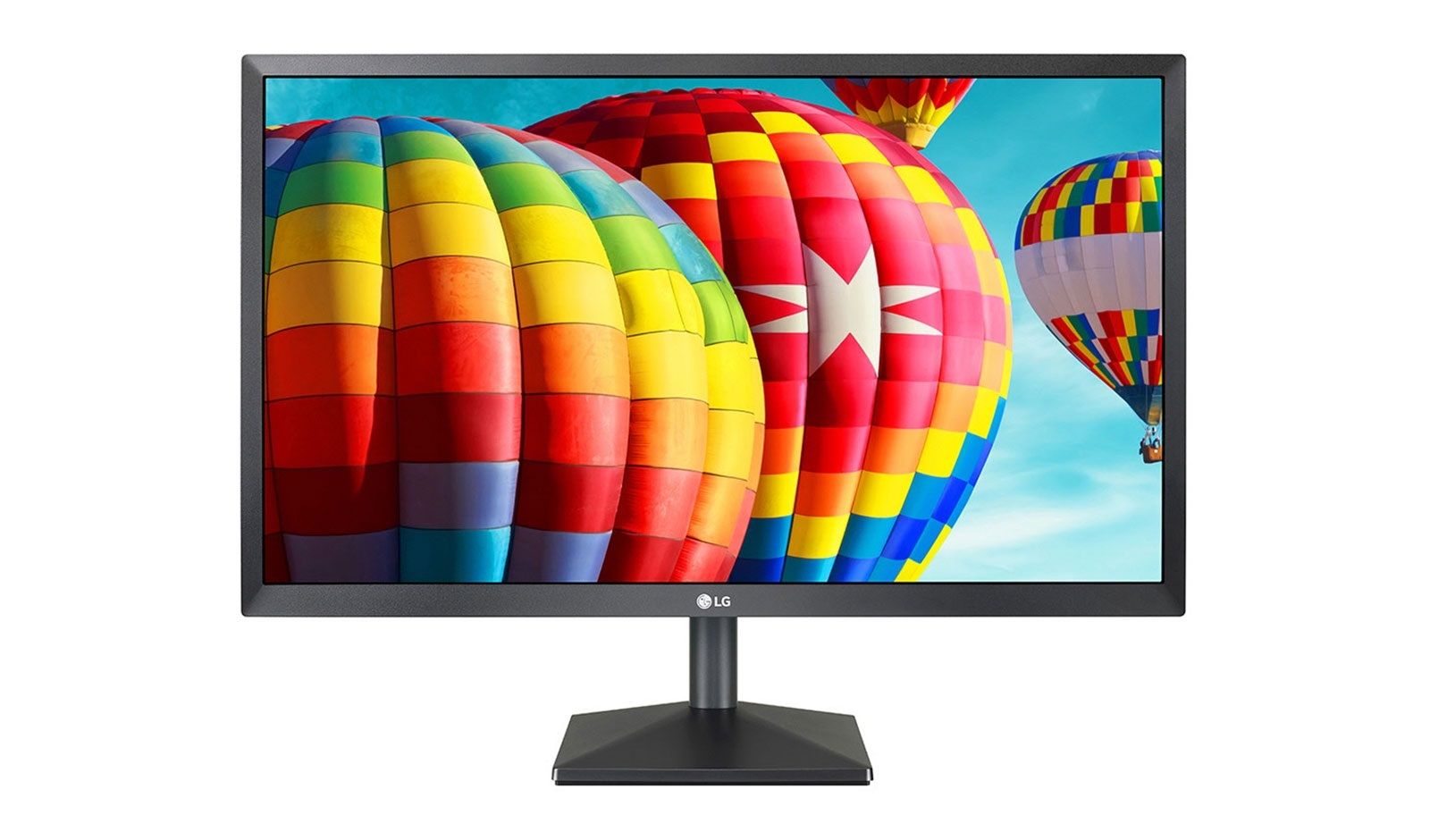 LG Screen Size:21.5'' (55cm);Aspect Ratio:16:9;Native Resolution:1920 x 1080;Contrast Ratio:1000:1;View