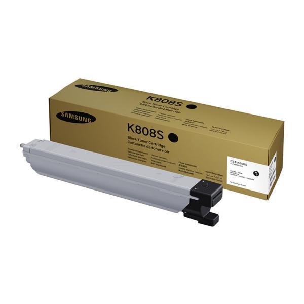 Samsung CLT-K806S/ELS (K806S) Toner black, 45K pages @ 5% coverage