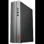 Lenovo IdeaCentre 310S Intel® Celeron® J3355 4 GB DDR3-SDRAM 128 GB SSD Black,Silver SFF PC
