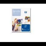 HP Inkjet Glossy Brochure Letter (215.9×279.4 mm) Gloss White Inkjet Paper