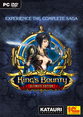 Nexway 803190 video game add-on/downloadable content (DLC) Video game downloadable content (DLC) PC King's Bounty: Ultimate Edition Español