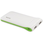 Leitz 64130001 Lithium Polymer (LiPo) 5000mAh Green,White power bank