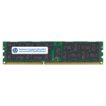 Hewlett Packard Enterprise 4GB (1x4GB) Dual Rank x4 PC3-10600 (DDR3-1333) Registered CAS-9 Memory Kit memory module 1333 MHz