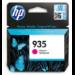 HP Cartucho de tinta original 935 magenta