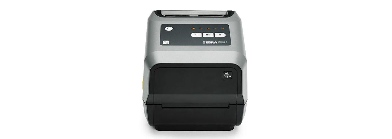 Zebra ZD620 impresora de etiquetas Térmica directa 300 x 300 DPI Inalámbrico y alámbrico