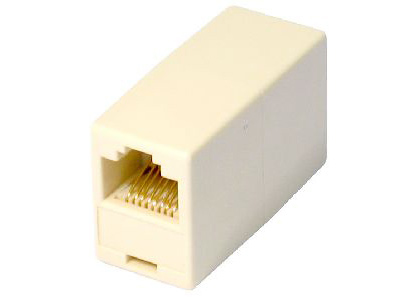 Cables Direct UT-250 cable interface/gender adapter RJ-45 Beige