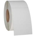 Intermec 740524-104 printer label White