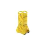 Rubbermaid FG9S1100YEL safety barrier Articulating panels 4 m