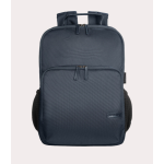 Tucano Free & Busy backpack Casual backpack Blue Fabric, PU leather