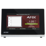 "AMX MST-431 4.3"" 480 x 272pixels Tabletop Black touch screen monitor"