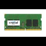 Crucial 4GB DDR4-2133 4GB DDR4 2133MHz memory module